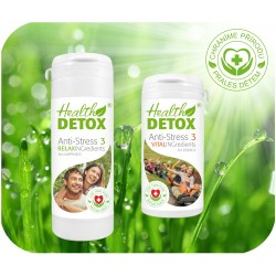 Anti-Stress 3 - 30 + 90 kapslí - Health Detox